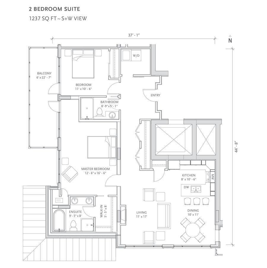 Abby Lane Condo Floor Plans Location